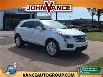 2017 Cadillac XT5 for sale in Guthrie, OK
