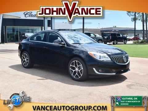 2017 Buick Regal for sale in Guthrie, OK
