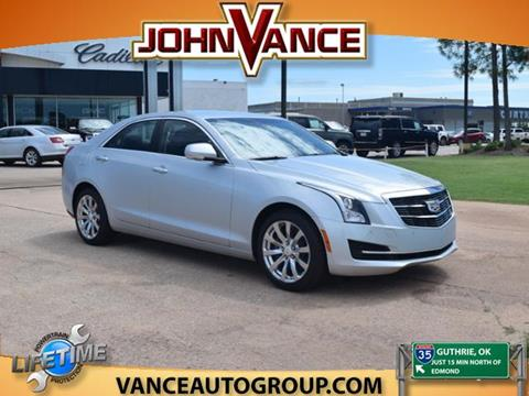 2017 Cadillac CTS for sale in Guthrie, OK