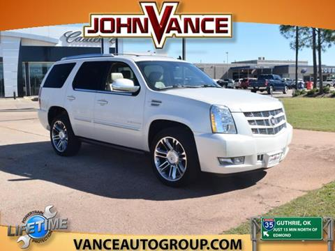 2013 Cadillac Escalade for sale in Guthrie, OK