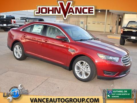 2017 Ford Taurus for sale in Guthrie, OK