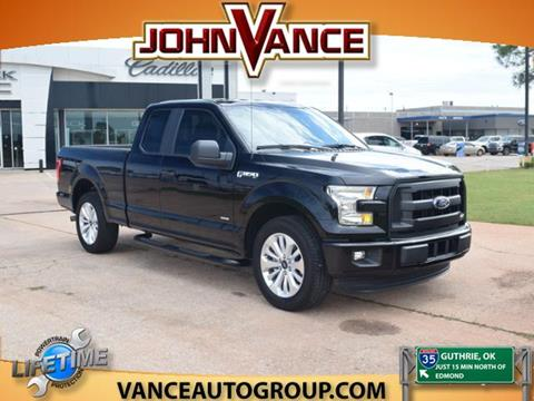 2016 Ford F-150 for sale in Guthrie, OK