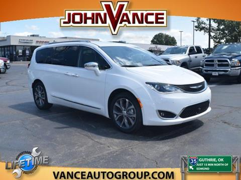 2017 Chrysler Pacifica for sale in Guthrie, OK