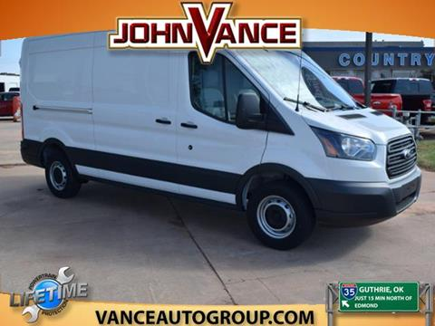 2017 Ford Transit Cargo for sale in Guthrie, OK