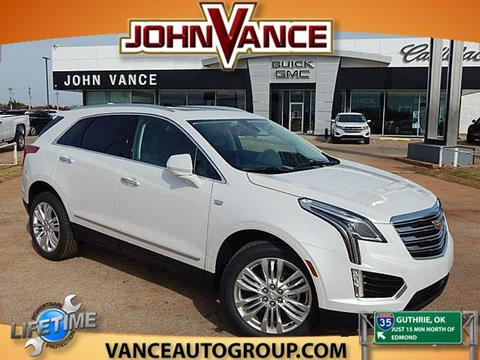 cadillac xt5 for sale in guthrie ok