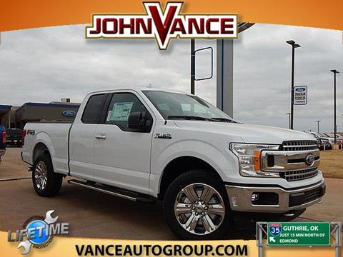 Ford Trucks For Sale In Guthrie Ok