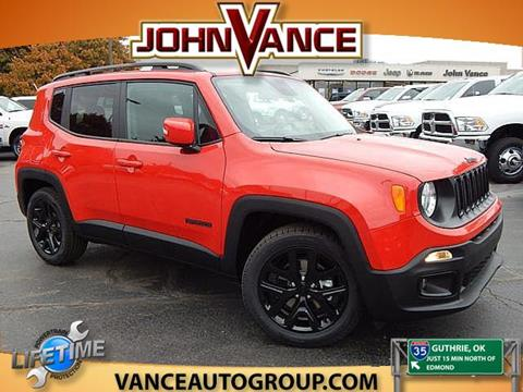 jeep renegade for sale in guthrie ok