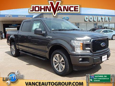 2018 Ford F-150 for sale in Guthrie, OK