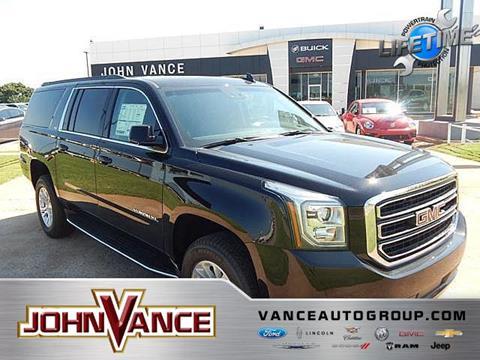 2018 GMC Yukon XL for sale in Guthrie, OK