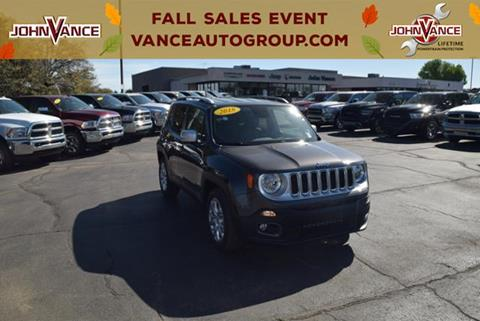 2018 Jeep Renegade for sale in Guthrie, OK