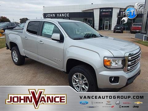 2019 GMC Canyon for sale in Guthrie, OK
