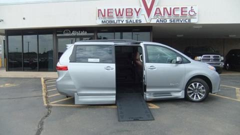 2018 Toyota Sienna for sale in Guthrie, OK