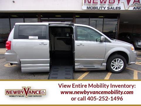 2018 Dodge Grand Caravan for sale in Guthrie, OK
