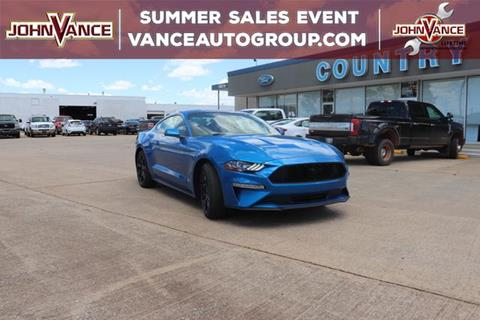 2019 Ford Mustang for sale in Guthrie, OK