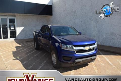 2016 Chevrolet Colorado for sale in Guthrie, OK