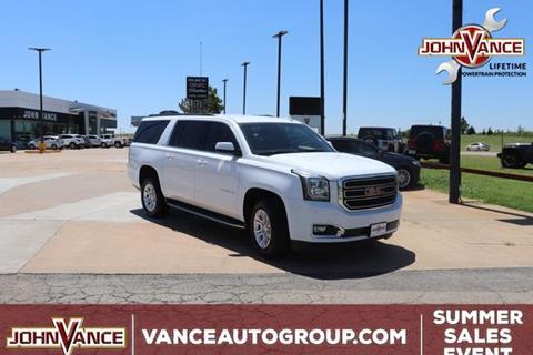 2016 GMC Yukon XL for sale in Guthrie, OK