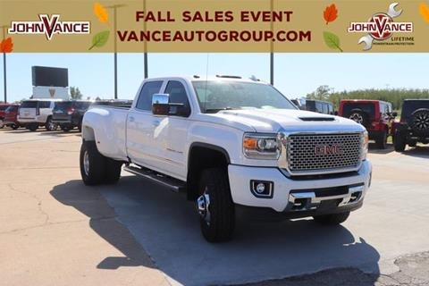 2017 GMC Sierra 3500HD for sale in Guthrie, OK