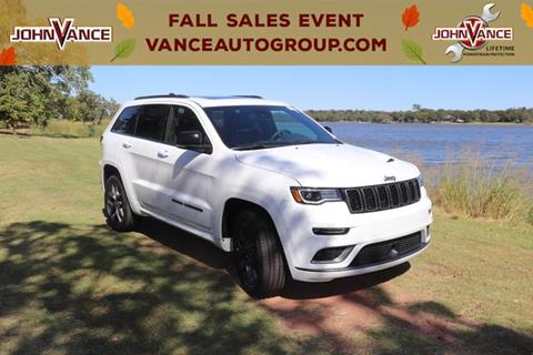 2020 Jeep Grand Cherokee for sale in Guthrie, OK