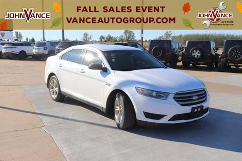 2015 Ford Taurus for sale in Guthrie, OK