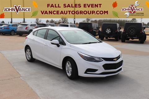 2018 Chevrolet Cruze for sale in Guthrie, OK