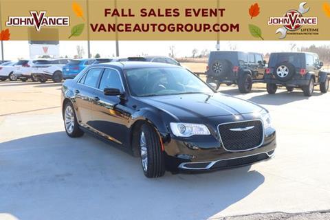 2017 Chrysler 300 for sale in Guthrie, OK