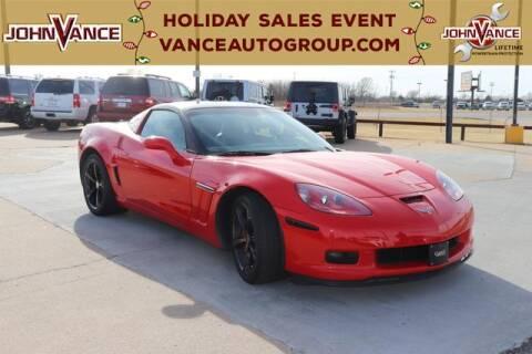 2012 Corvette For Sale >> 2012 Chevrolet Corvette For Sale In Perry Ok