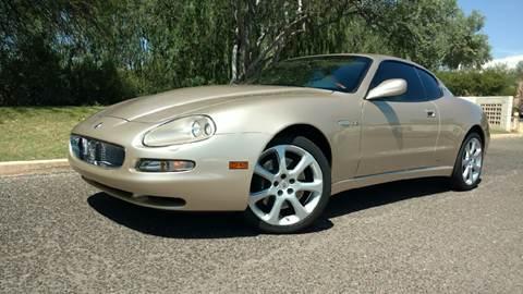 2004 Maserati Coupe for sale in Scottsdale, AZ