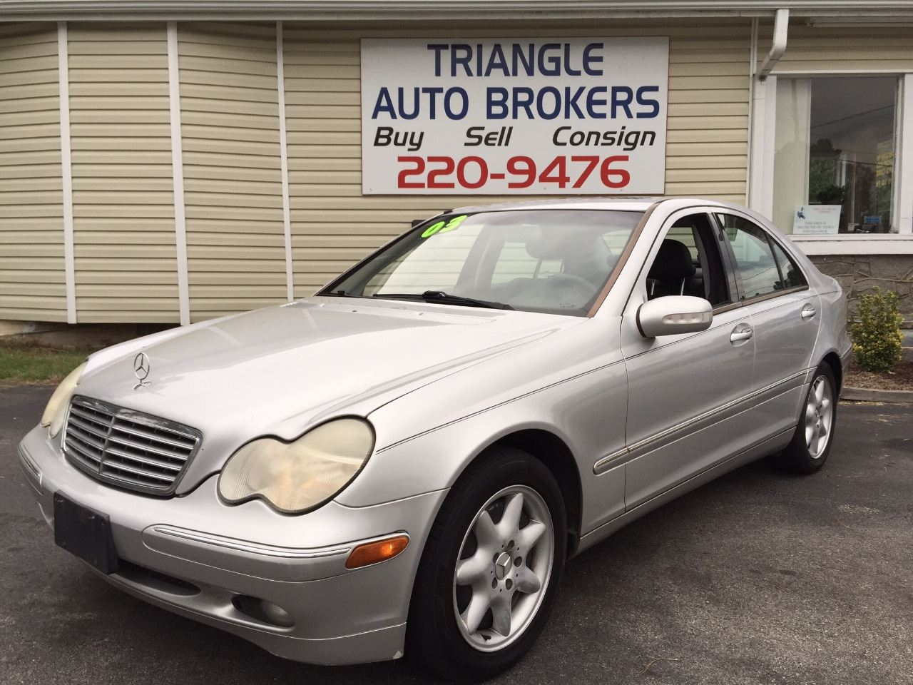 2003 Mercedes Benz C Class C240 4dr Sedan In Durham Nc