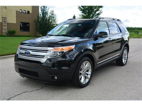 2014 Ford Explorer for sale in Bucyrus, KS