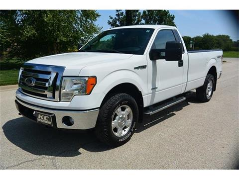 2012 Ford F-150 for sale in Bucyrus, KS