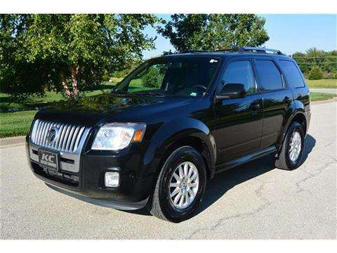 2011 Mercury Mariner for sale in Bucyrus, KS