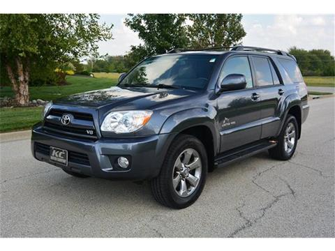 2007 Toyota 4Runner for sale in Bucyrus, KS