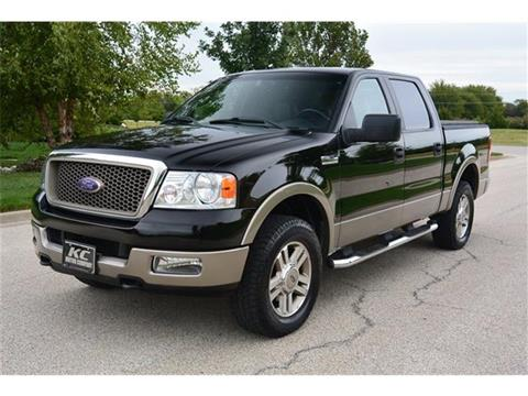 2005 Ford F-150 for sale in Bucyrus, KS