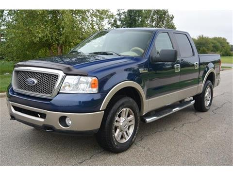 2008 Ford F-150 for sale in Bucyrus, KS