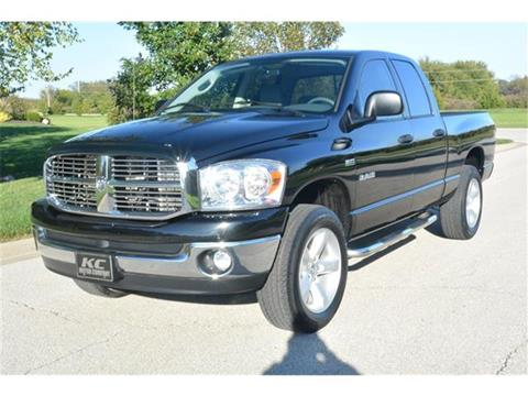 2008 Dodge Ram Pickup 1500 for sale in Bucyrus, KS