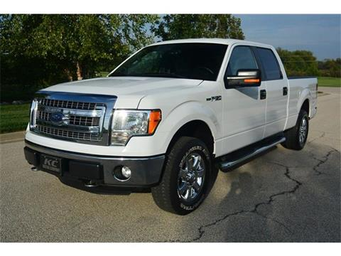 2013 Ford F-150 for sale in Bucyrus, KS