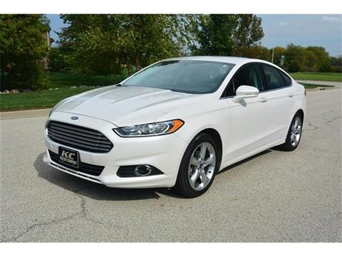 2014 Ford Fusion for sale in Bucyrus, KS
