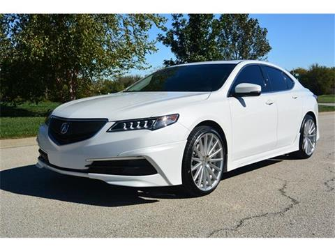 2016 Acura TLX for sale in Bucyrus, KS