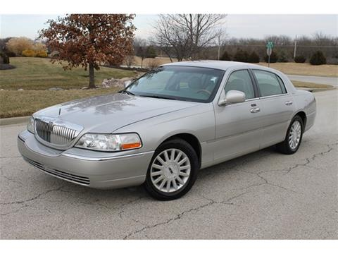2004 Lincoln Town Car For Sale Carsforsale Com
