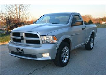 2011 RAM Ram Pickup 1500 for sale in Bucyrus, KS