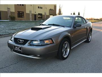 2001 Ford Mustang for sale in Bucyrus, KS