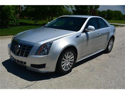 2012 Cadillac CTS for sale in Bucyrus, KS
