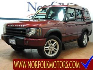 2003 Land Rover Discovery for sale in Commerce City, CO