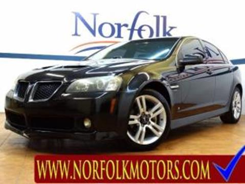 2009 Pontiac G8 for sale in Commerce City, CO
