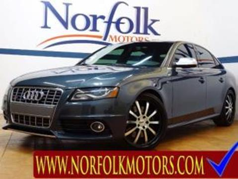 2010 Audi S4 for sale in Commerce City, CO