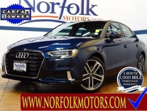 2017 Audi A3 for sale in Commerce City, CO