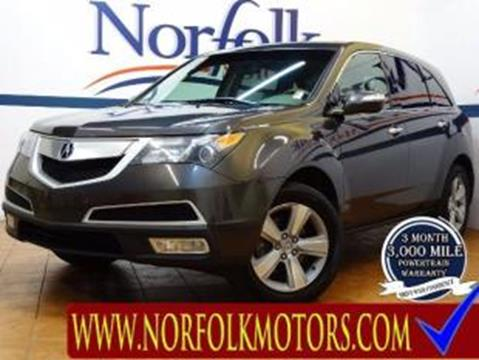 2011 Acura MDX for sale in Commerce City, CO