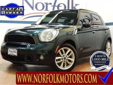 2014 MINI Countryman for sale in Commerce City, CO