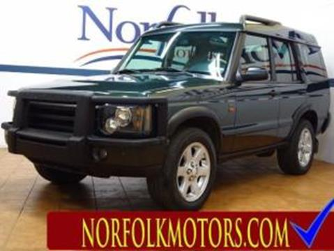 2004 Land Rover Discovery for sale in Commerce City, CO