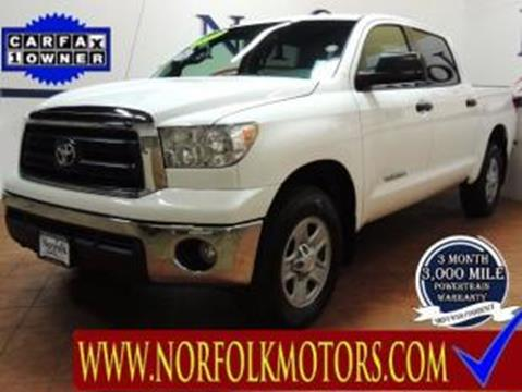 2012 Toyota Tundra for sale in Commerce City, CO
